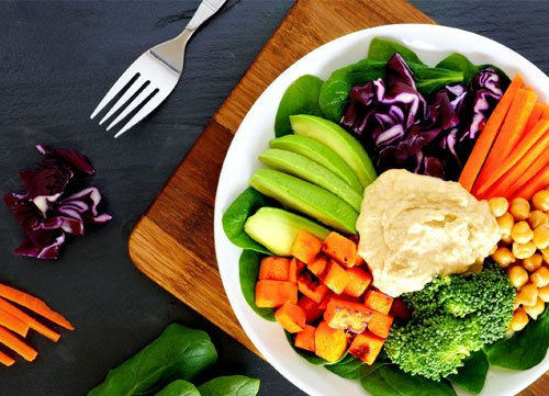 Eat Your Fruits and Veggies | Dietitian Holly White, RDN, LDN, CDE
